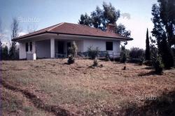 Villa a Minturno (pertinenza agricola)