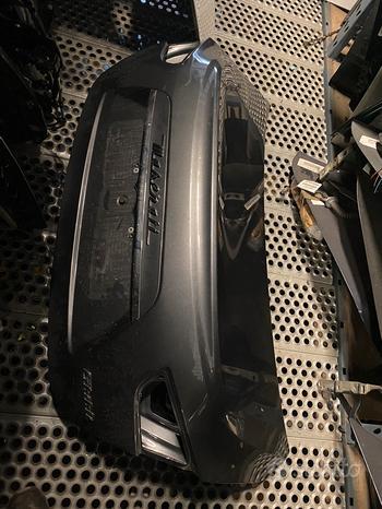 Baule posteriore Maserati Ghibli 2017