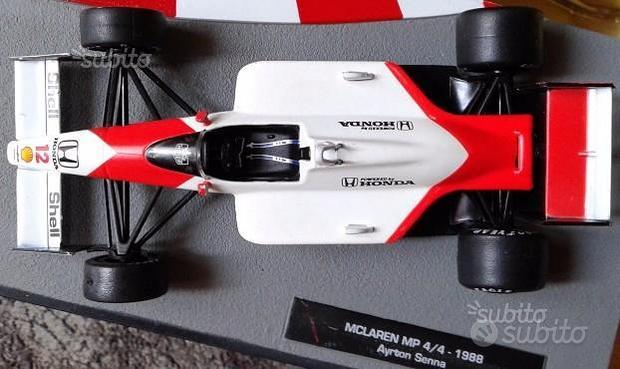 Ayrton Senna , F.1 varie , Moto e SBK