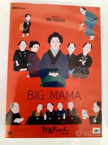Big Mama DVD Film di Kon Ichikawa