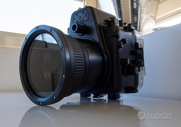 Nikon D500 - Custodia Subacquea 60M Meikon/SeaFrog