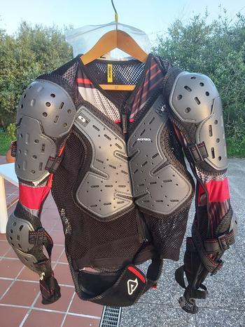 Protezioni moto acerbis scheletro cross enduro