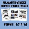 Mercedes Vito / Viano guide fai da te MRNANU'S