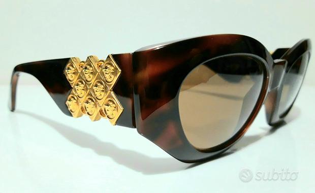 Gianni Versace occhiali vintage originali