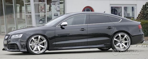 Audi A5 Sportback 2007/2016 Minigonne laterali