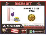Iphone 7 32gb rosa con garanzia