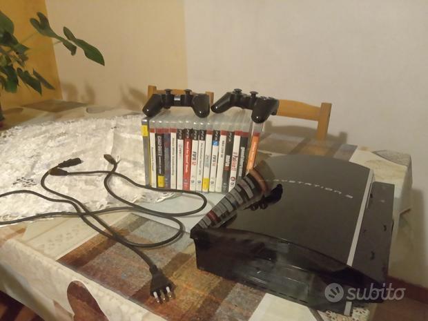 PS3   2 pad 16 Giochi