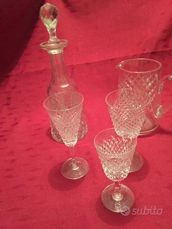 Servizio di bicchieri cristallo Waterford Irlanda
