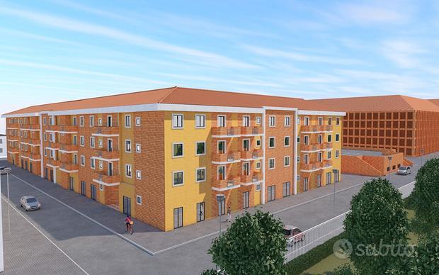 Pinetamare,nuova costruzione con garage e palestra