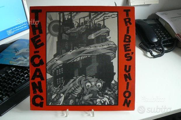 The gang - TRIBE'S UNION -1984 Vinile