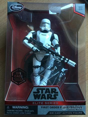 Modellino Star Wars action figure Stormtrooper