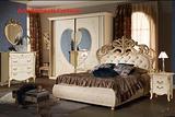 Camera da letto matrimoniale. Avorio