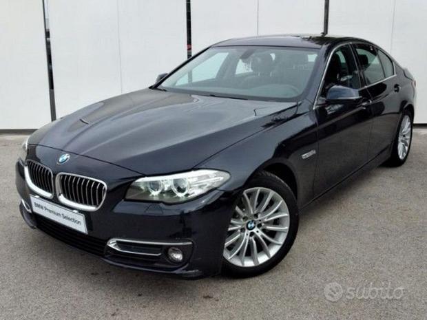 BMW Serie 5 (F10/F11) 520d Luxury