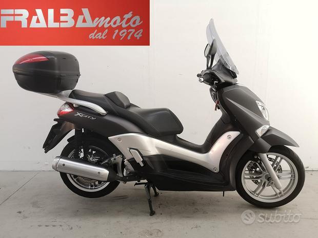 Yamaha X-City - 2016