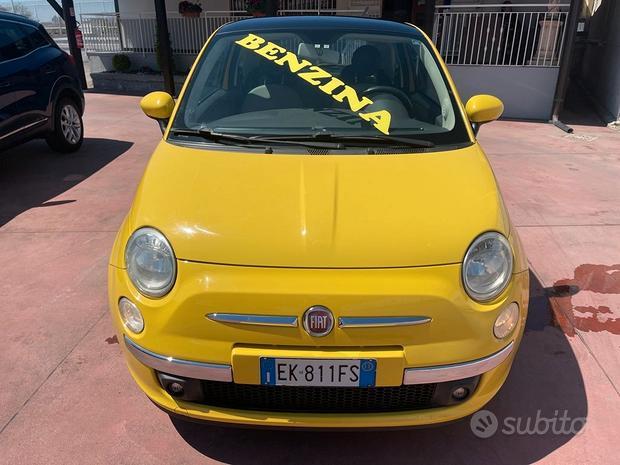 Fiat 500 - 2011 1.2 benzina lounge
