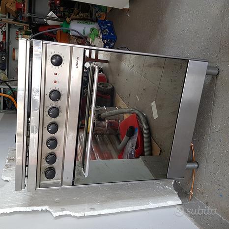 Fornello e forno di libera istallazione