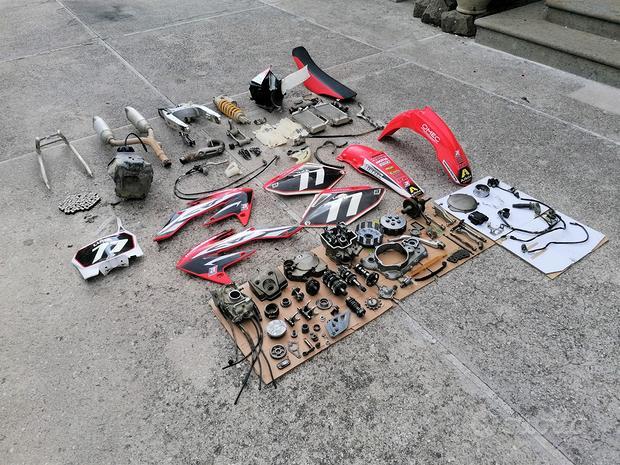 Ricambi Honda Crf 250