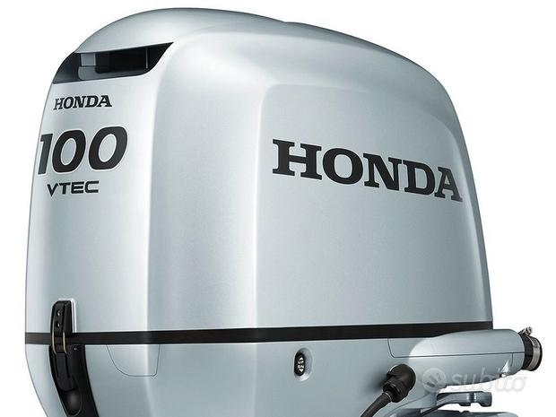 Motore HONDA BF 100 vtec versione 2021