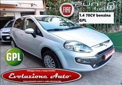 FIAT Punto Evo 1.4 78CV Natural Power benzina GPL