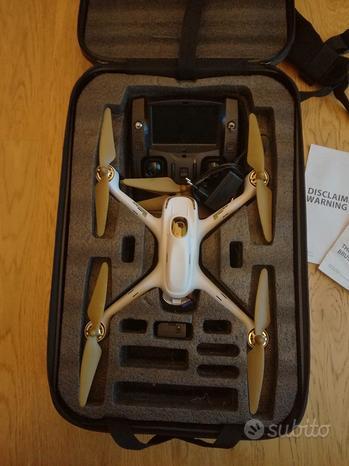 Drone Hubsan X4 FPV + Zaino