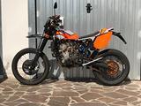 KTM 450 EXC flat scrambler special