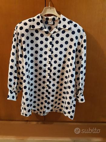 Camicia da donna taglia 4 made in Italy