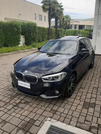 BMW 116 d 5p. Msport aut.