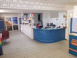 Laboratorio artigianale al piano seminterrato