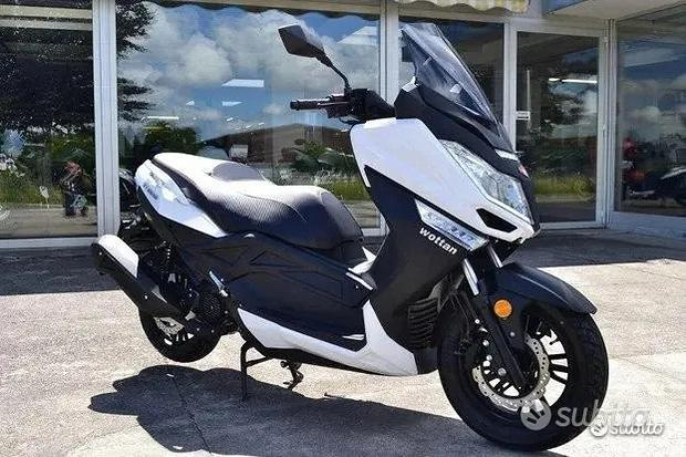 NUOVO SCOOTER Wottan Motor STORM 125