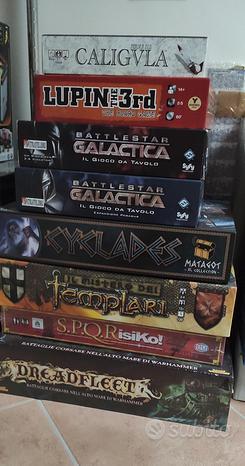 Giochi da Tavolo boardgame usati e nuovi