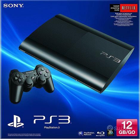 PlayStation 3 + 6 giochi