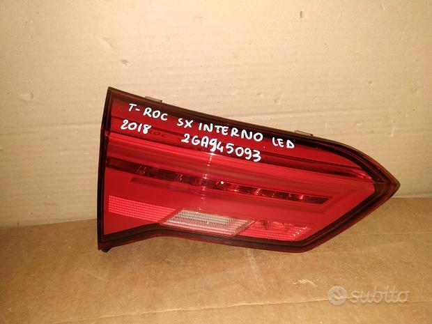 Fanale posteriore interno t-roc sx