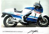 Suzuki RG GAMMA 500 1986