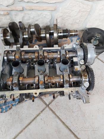 Albero motore e testata smart 1.0 mhd