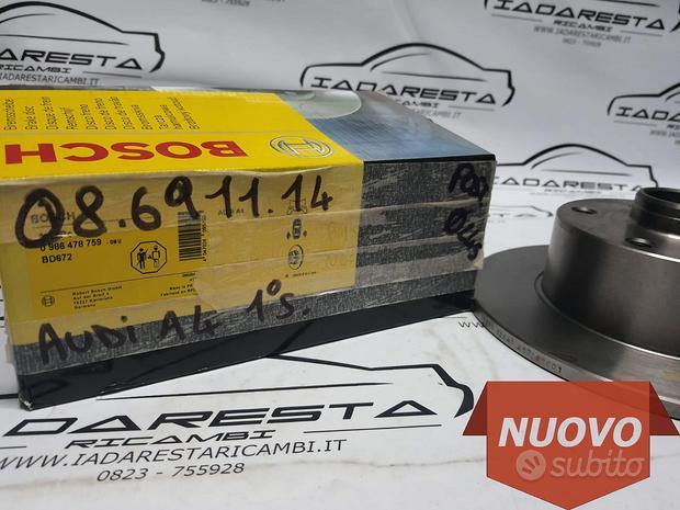 Coppia Dischi Freno Post. Audi A4 b5 8D0615601B