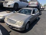 Mercedes classe e station wagon