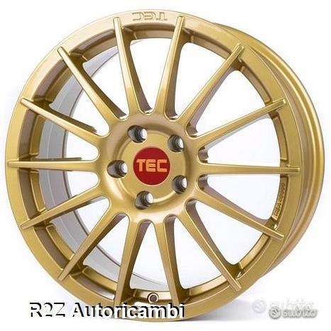 Cerchi in Lega Tec Speedwheels AS2