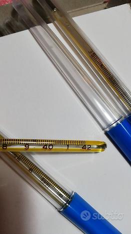 Termometro per bambini prismatico al mercurio