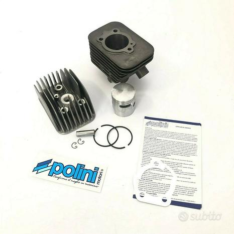 Motore completo Polini 65 cc Piaggio Ciao nuovo
