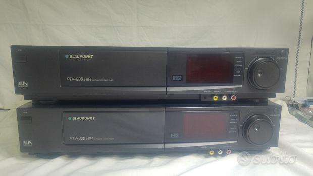 2 video Hi.Fi Stereo 6 Testine da Sistemare