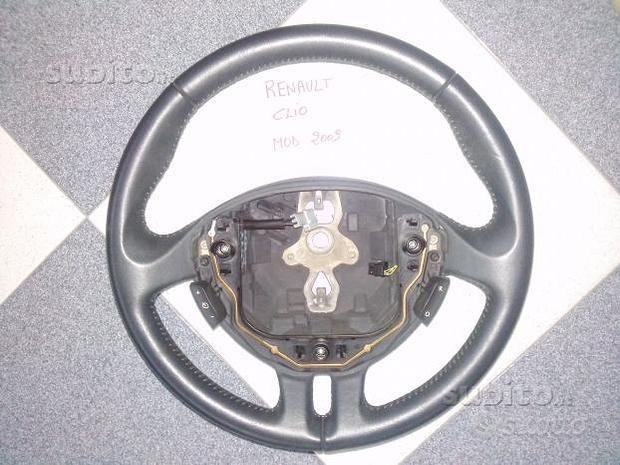 Volanti in pelle renault clio mod 2009