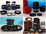 Fotocamere antiche per collezione