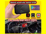 Android Box Originale per Audi dal 2017 al 2021