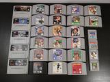 Giochi Super Nintendo Snes 64 Gameboy GB N64