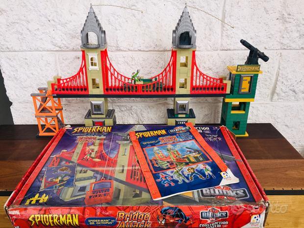 Spider Man Bridge Attak