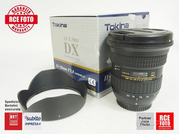 Tokina AT-X 11-20 F2.8 PRO DX (Nikon)