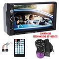 Autoradio 2 din, Stereo Auto Bluetooth 2 din 7''
