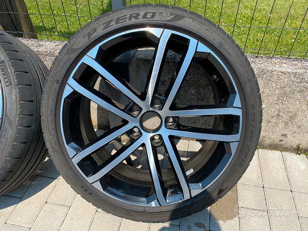 Cerchi in lega VW Nogaro golf GTD 18 pollici