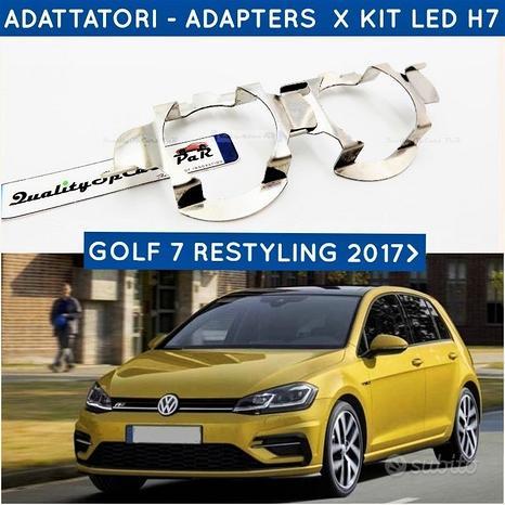 Volkswagen PORTALAMPADA INSTALLAZIONE kit LED H7