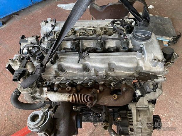 PBL196 Motore Hyundai / Kia 1.5CRDi D4FA [05/--]